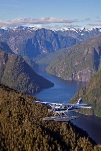 Misty Fjord | Ketchikan, Alaska-we took a floatplane and landed in the water - it was exhilarating.  We even got out on the water and stood on the floatplane and didn't drown!