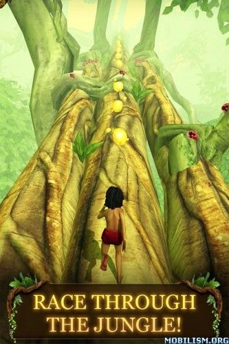 The Jungle Book: Mowgli's Run v1.0.3 (Mod Money)Requirements: 4.0.3+Overview: It's a jungle out there, and you have one job….RUN. Bring the thrill of Disney's new live-action film The Jungle Book to life in this fast-paced parkour style...