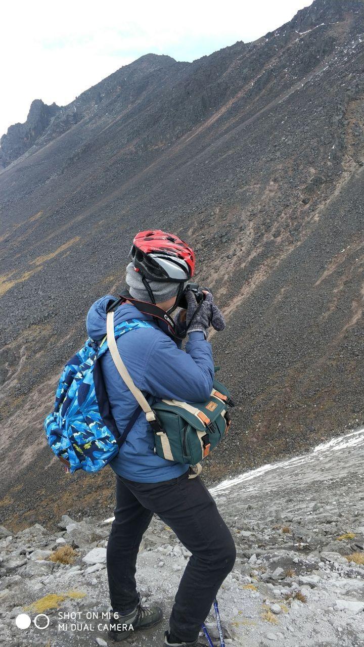 Puedes captar imágenes sorprendentes con tu cámara reflex en el Nevado de Toluca. www.verdementa.com.mx