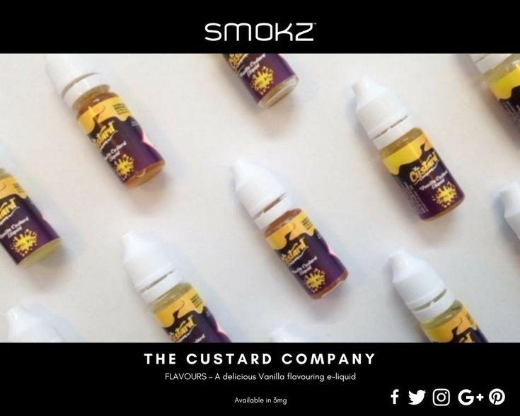 The Custard Company FLAVOURS – A delicious Vanilla flavouring e-liquid #thecustardcompany #ejuice #eliquid #cloudchaser#vapejuice #instagood #vape #vapers#vapedaily #vapelife #vapenation #vapesociety#vapestagram #vaping #vapor #vaporgram#vapelondon #smokzvapestore
