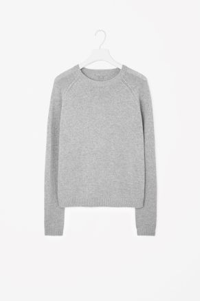 135euros Relaxed cashmere jumper