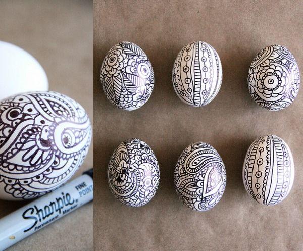 als je een beetje kan tekenen is dit een eitje.