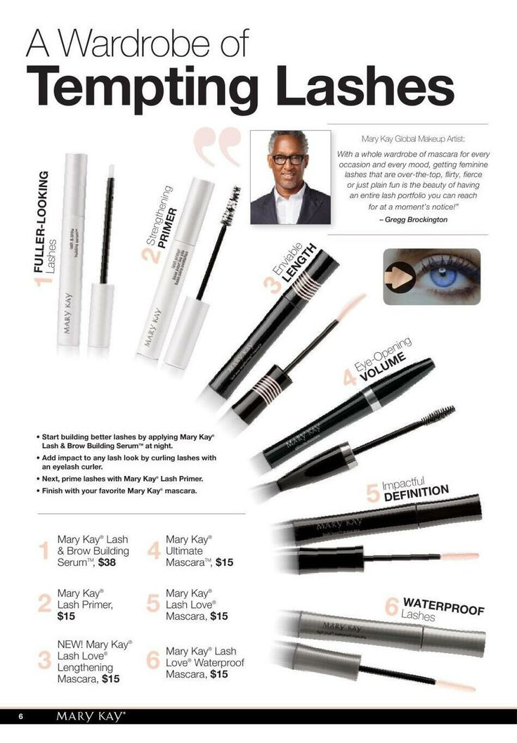 Which Marykay Mascara is your fave??? Mary Kay Mascaras