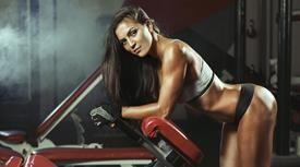 Po-Workouts für Anfänger und Fortgeschrittene  - Muskelaufbau|Frauen|Frauen