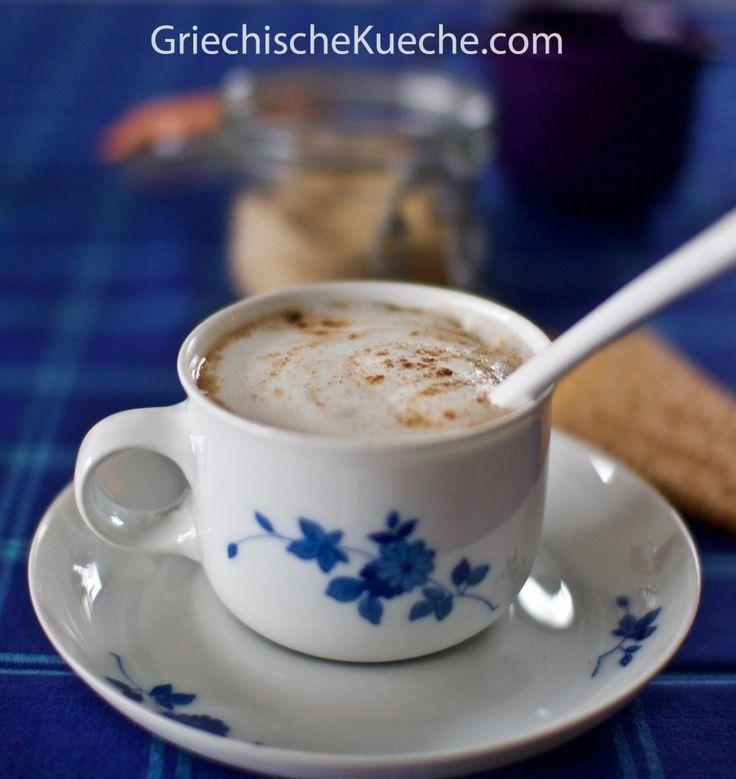 Ein erwärmendes, traditionelles Wintergetränk: Salep (Salepi) | Griechische Küche