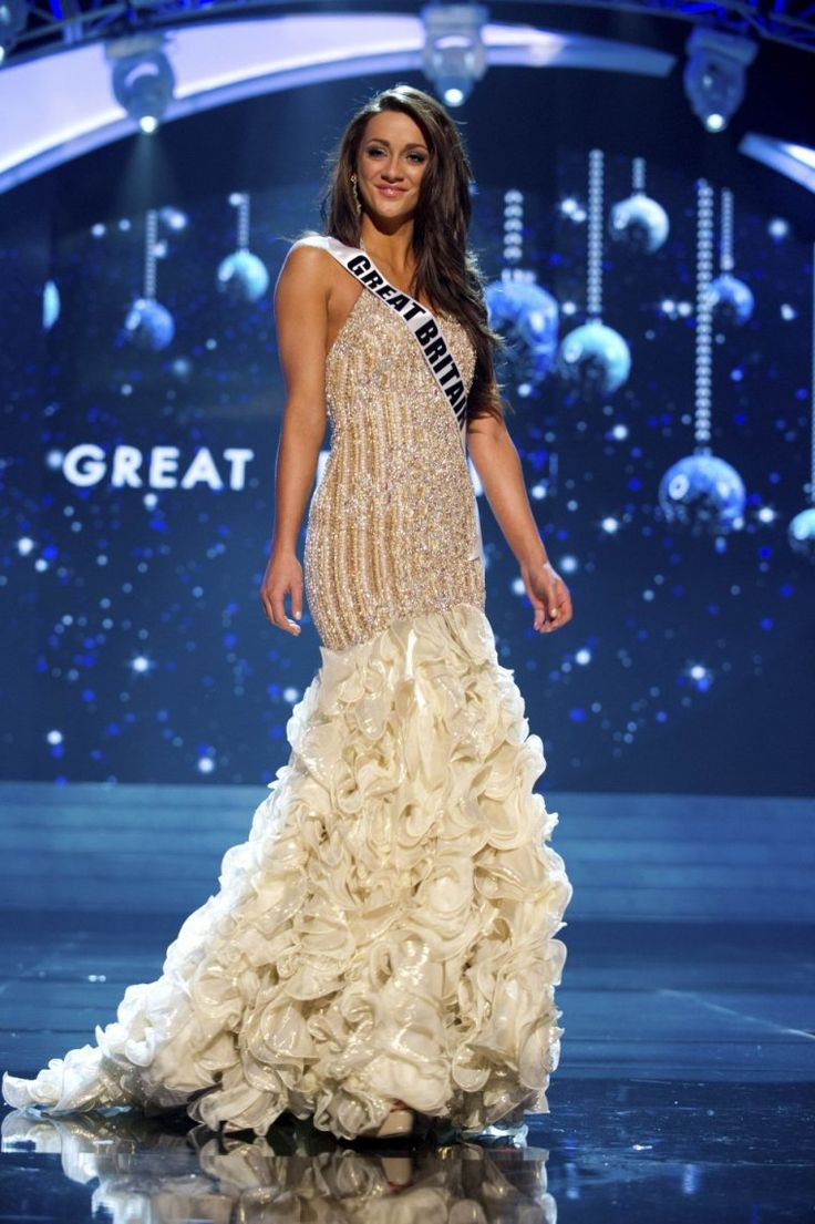 44 best Miss Universe\' Evening Gown images on Pinterest | Evening ...