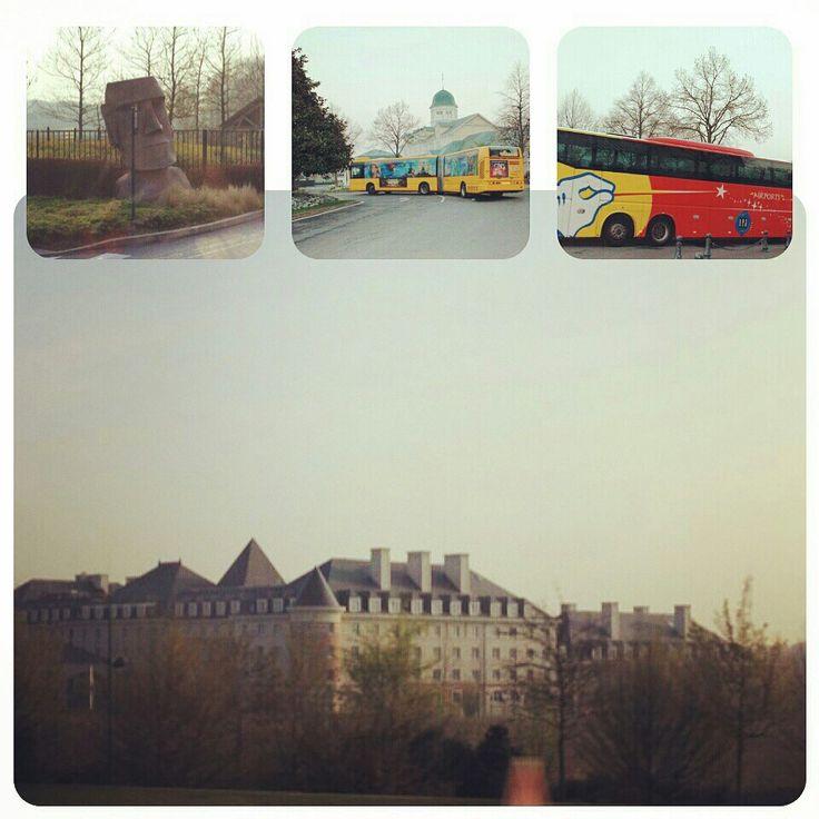 Dream castle Disneyland hotel