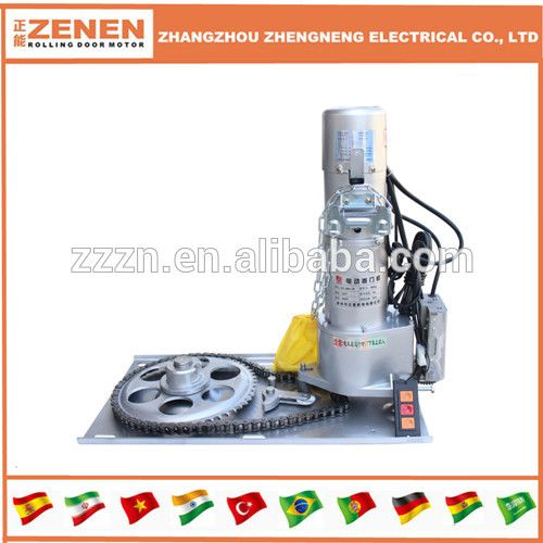 alternating current electric opener shutter motor/automatic sliding door motor