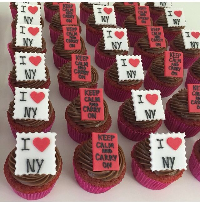 Cupcakes NYC.