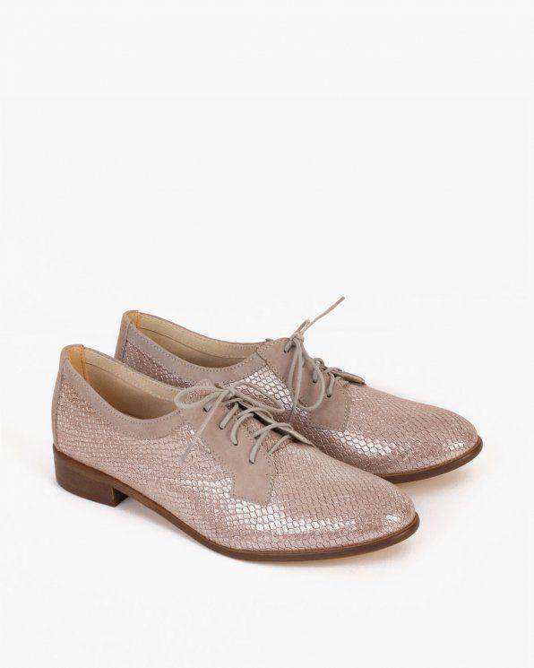 Polbuty 058 8233 P48 Dress Shoes Men Oxford Shoes Men Dress