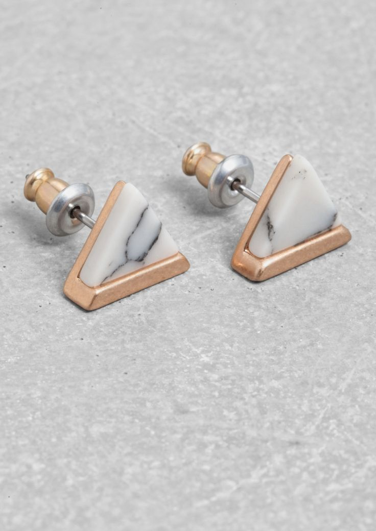 $22 & Other Stories | Stone Studs