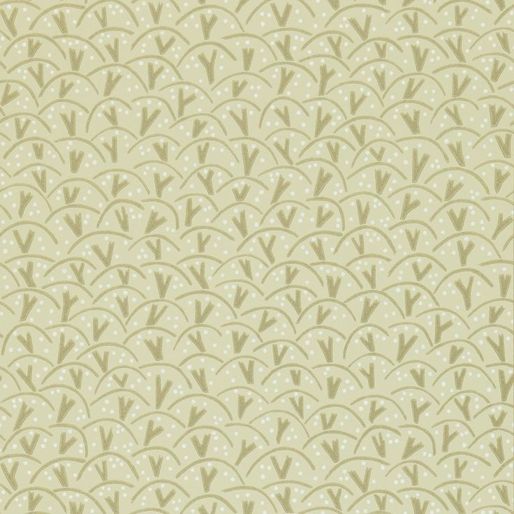 This small scale...1930s Wallpaper