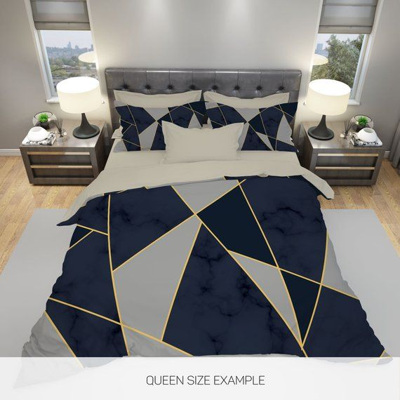 6 Piece Twin Navy Blue Base White Quilt Set With Sheets Free Shipping Hotel Collection Bedding King Quilt Sets Embroidered Bedding