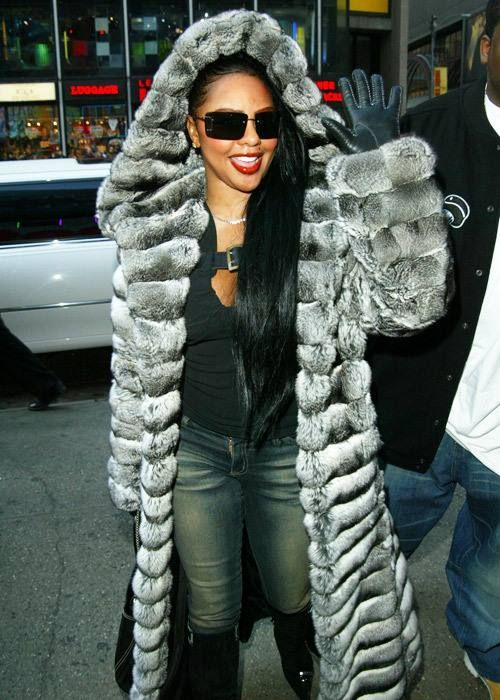Sable Fur Coat >> 1000+ images about Fur rap on Pinterest | Lil' kim ...