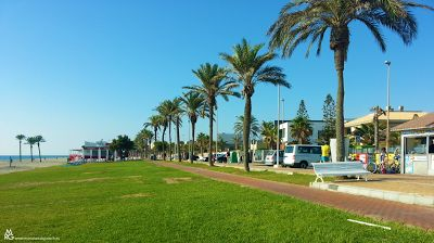 Web de MRGuasch: Blog: Fin de Semana en Roquetas de Mar
