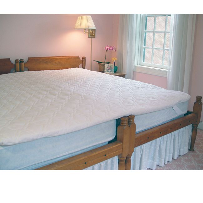 Kingmaker Is The Most Luxurious Method To Turn Two Twin Beds Into A King Sized