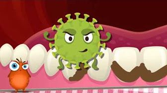 Diş krallığı Ülkesi ve diş sağlığı öğreniyorum Çizgi film - YouTube