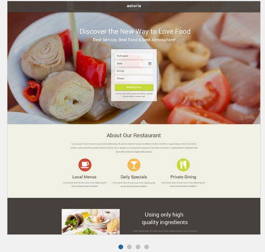 12 Free And Fresh HTML5 Web Templates   SmashingApps.com