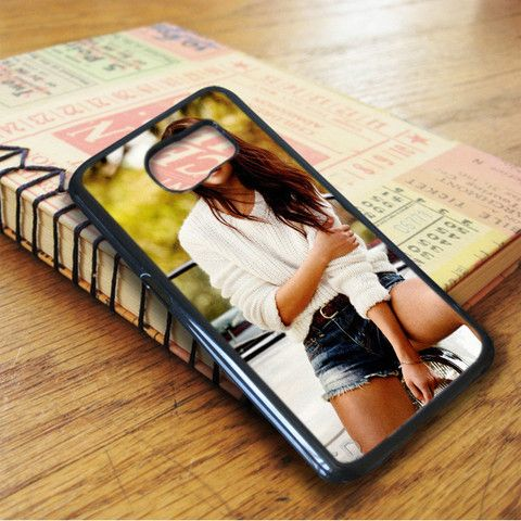 Selena Gomez Beautiful Singer Samsung Galaxy S7 Case