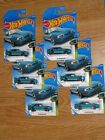 LOT (6) HOT WHEELS 1992 FORD MUSTANG FOX BODY 2019 #Diecast - Diecast & Toy Vehicles