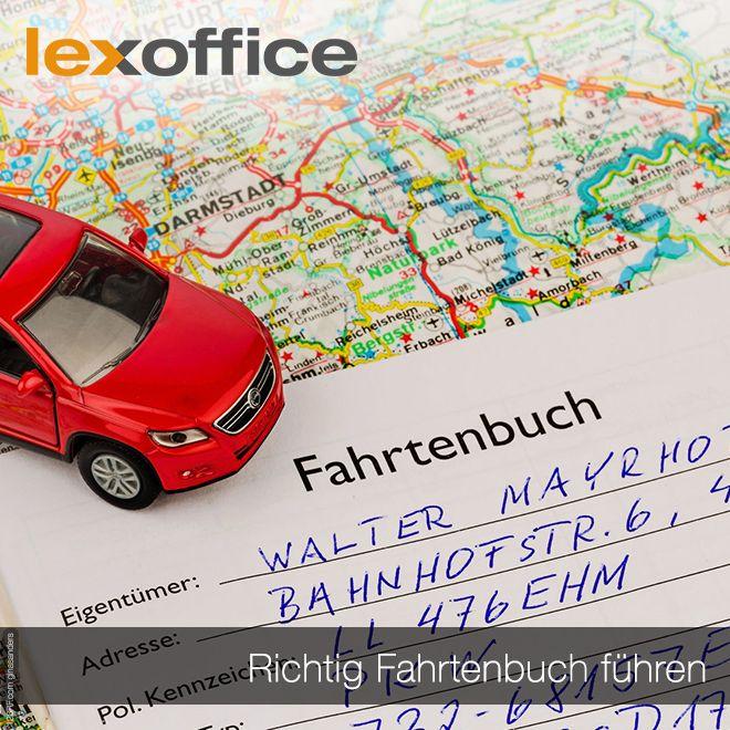 Mit einem Fahrtenbuch kannst Du Steuern sparen - aber richtig geführt sein muss es, sonst greift die viel ungünstigere 1%-Regelung https://www.lexoffice.de/blog/fahrtenbuch-fuehren/