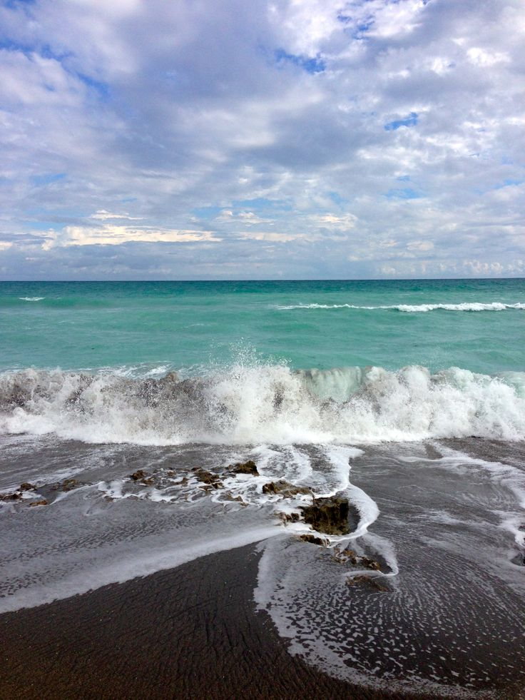 Blowing Rocks #Beach, Jupiter/Hobe Sound, #Florida