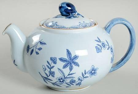 Rorstrand Ostindia Teapot & Lid