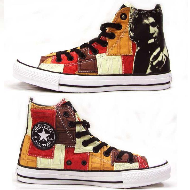 The Doors | Converse chuck taylor high top sneaker, Chucks ...