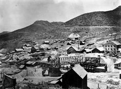 Dustbin of History: The Fascinating Saga of the Comstock Lode