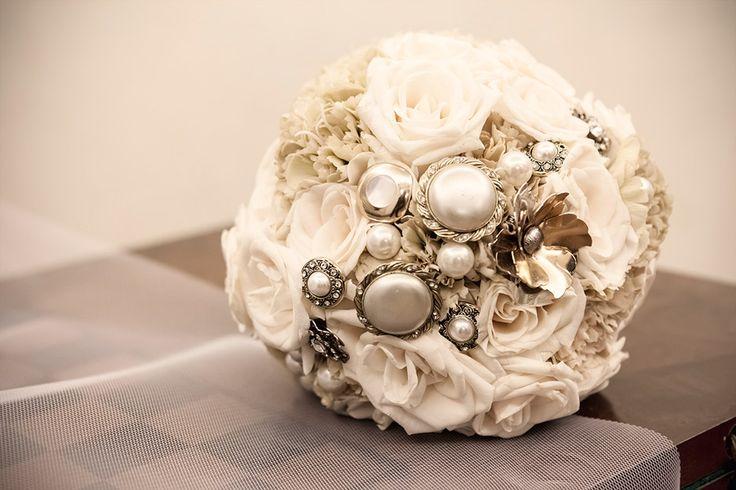 Gallery   Miss Wedding Design, design anni 20 bouquet cristal swarovski, broock,