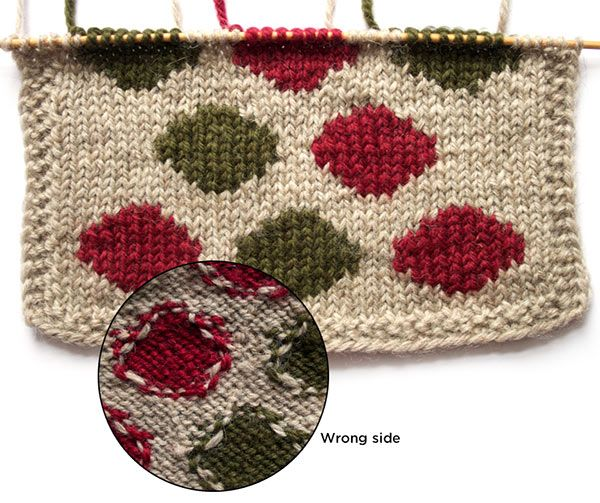 Introduction to intarsia knitting - from Twist Collective