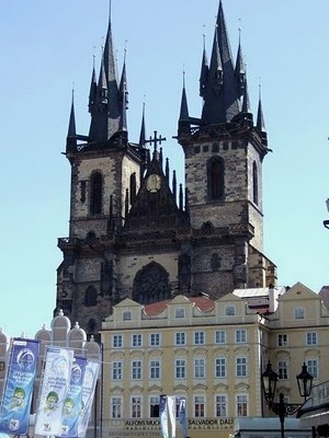 Church of Our Lady before Tyn