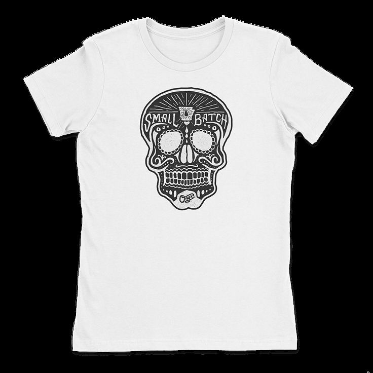 *Ladies Sugar Skull Shirt - SALE*