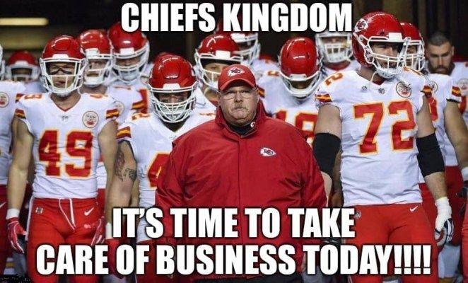 20 Funny Kansas City Chief Memes For Super Bowl 54 Chiefs Memes Kansas City Chiefs Football Kansas City Chiefs