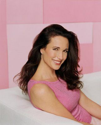 Andie MacDowell's Home in North Carolina