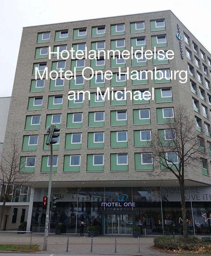 Hotelanmeldelse Motel One Hamburg am Michael