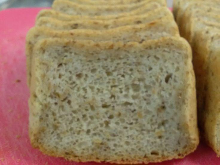 Gluteenitonta leipää!