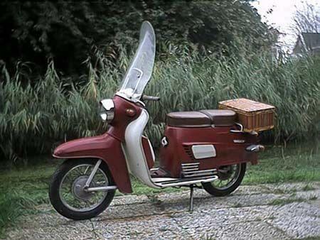 Jawa Tatran 125