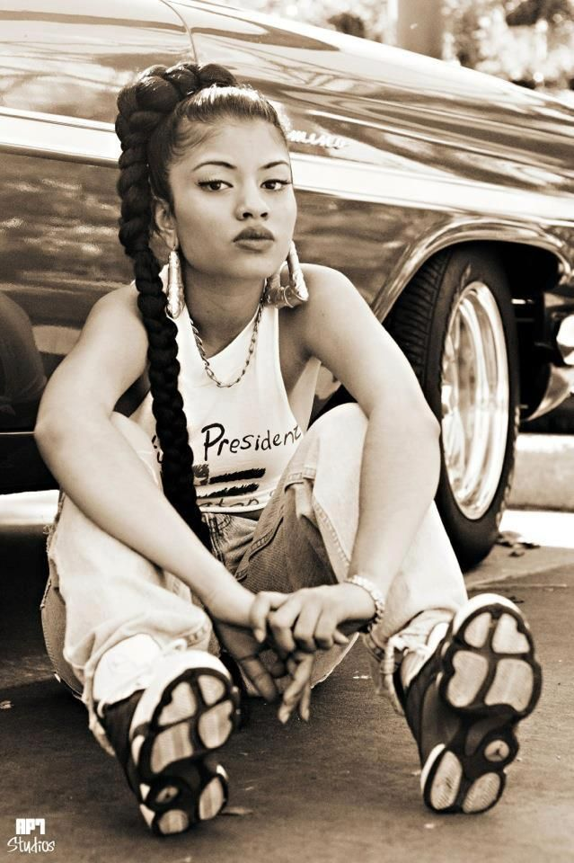 25+ best ideas about Chola Style on Pinterest | Chola girl, Chola ...
