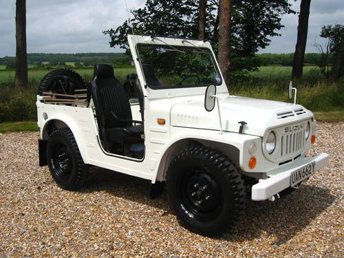 suzuki lj80 12k 1 prev owner 12 mot 6 tax sold. Black Bedroom Furniture Sets. Home Design Ideas