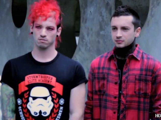 I got: Twenty One Pilots! Which of these Alternative Bands is your Spirit Band?