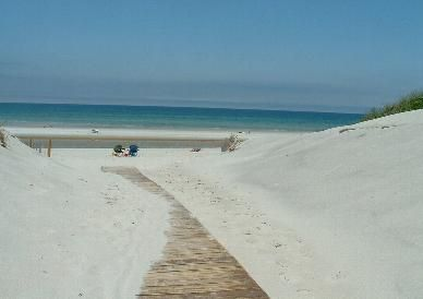 Mayflower Beach Dennis, MA, Cape Cod... Most beautiful beach ever!  White sand and clear blue water!