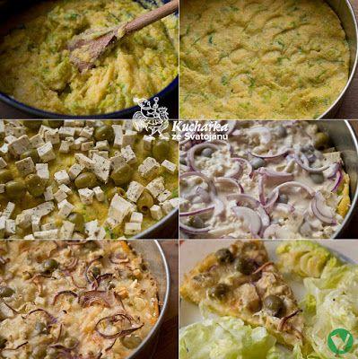 Kuchařka ze Svatojánu: POLENTOVÝ KOLÁČ
