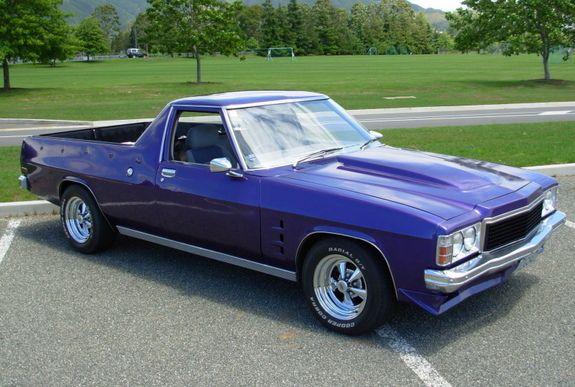 Holden Kingswood V8 Ute