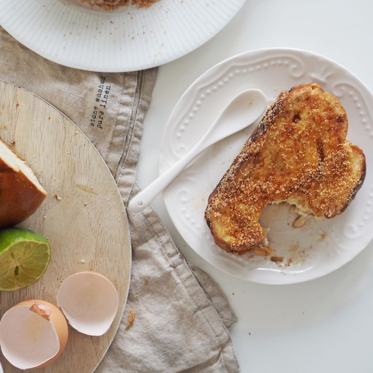 Reb's kitchen: french toast with a twist. breakfast idea from www.fresshion.com