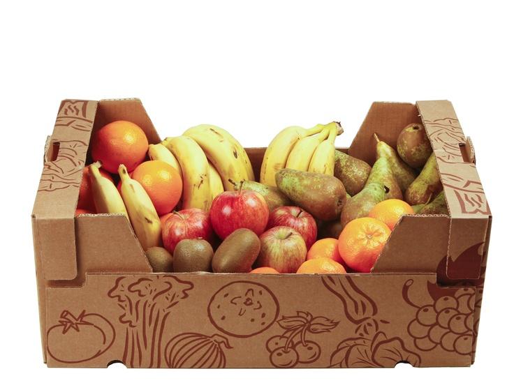 Cistella de fruita:  Ideal per una dieta equilibrada i variada amb els aliments obtinguts de cultius tradicionals.