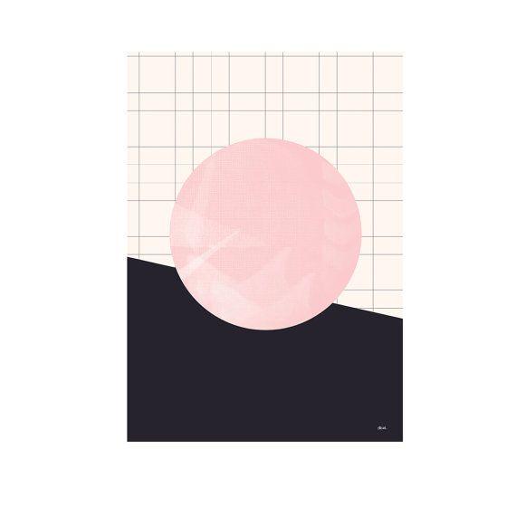 Spot. #1 from Grid Trio. Print on foam pvc board, A2 (594 x 420mm), unframed.