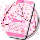 Its a spring  color  i love it     Here we provide Pink Flowers For GO Keyboard V 1.279.13.92 for Android 4.0.3++  Do you love spring? Well then you'll adore our brand new keyboard theme, Pink Flowers For GO Keyboard! Find out what it's like to type on keyboards with pink flower themes,...