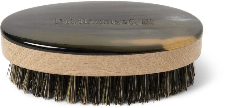 Abbeyhorn Boar-Bristle Hairbrush