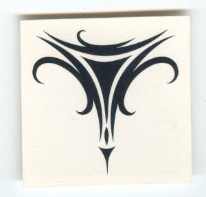 blade trinity tattoos pinterest search. Black Bedroom Furniture Sets. Home Design Ideas